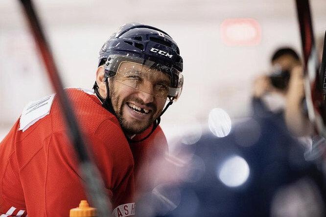 «Я кончился?»: Овечкин поднялся на5 место среди лучших снайперов НХЛ иотреагировал накритику