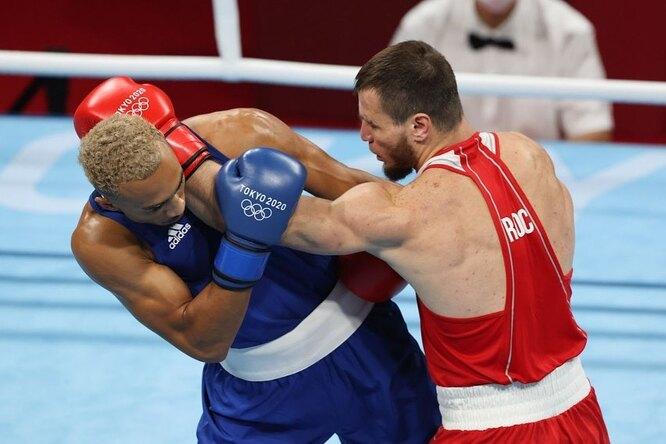 Российский боксер объявил озавершении любительской карьеры после олимпийской бронзы