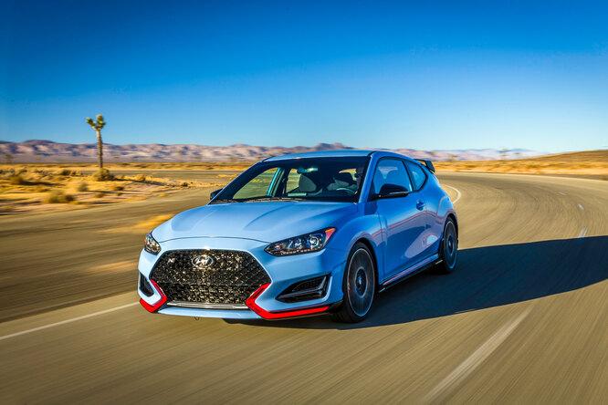 Что означает литера N вназвании спортивных моделей Hyundai?
