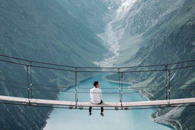 В Португалии открыли самый длинный вмире подвесной мост