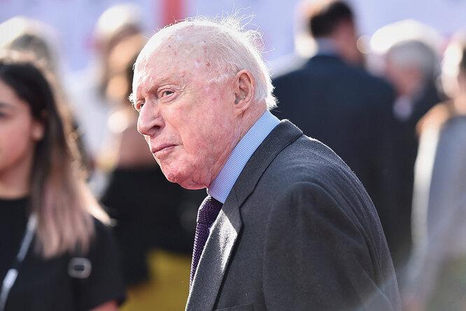 Умер старейший актер вмире Норман Ллойд