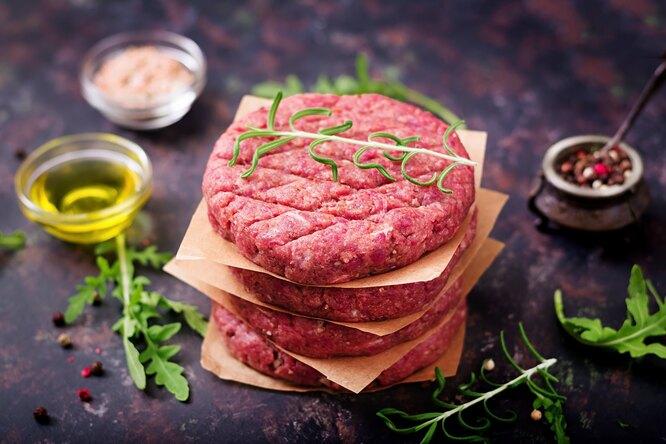 Как неотравиться мясным фаршем?