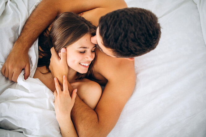 5 необычных секс-поз, элементарных висполнении