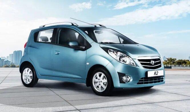 <br />Ravon (Узбекистан). Национальная автомобильная компания Узбекистана, основанная в 2015 году на базе существовавшего с 1993 года UzDaewoo. Было принято решение превратить отвёрточную сборку в выпуск машин под собственным брендом. На снимке &ndash; Ravon R2 (он же Chevrolet Spark, он же Daewoo Matiz).<br />&nbsp;