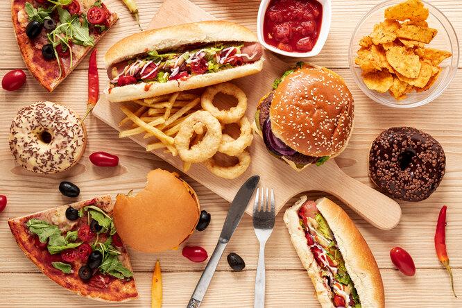 Можно ли питаться вресторанах фаст-фуда, если вы худеете?
