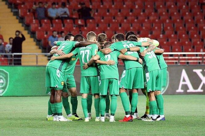 «Арсенал» обвинил «Ахмат» внечестном голе — команда изГрозного отреагировала