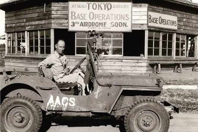 В сети появилось объявление опродаже военного внедорожника 1944 года