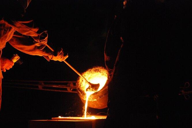 Раскаленный металл против неодимовых магнитов: испытание напрочность