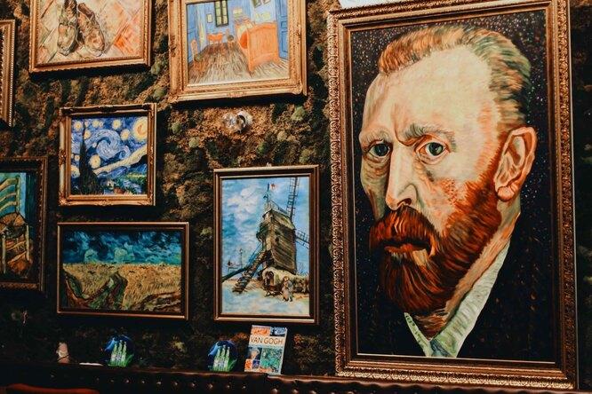 В Великобритании создали линейку парфюма помотивам картин Ван Гога