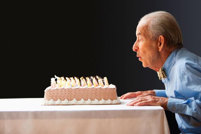 Доживете ли вы до100 лет? Пройдите тест иузнайте