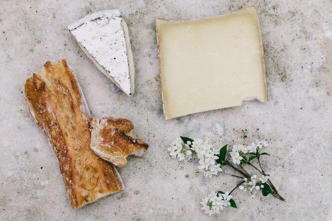 В Великобритании наркоторговца сумели вычислить пофотографии сыра