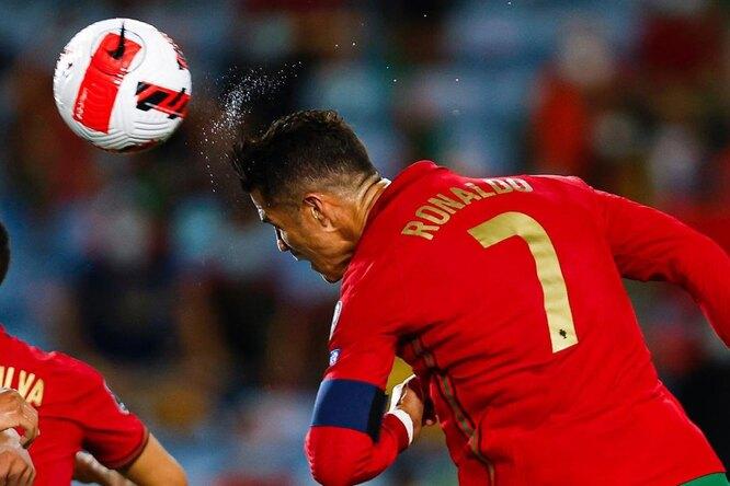 Роналду стал абсолютным рекордсменом почислу голов засборную страны