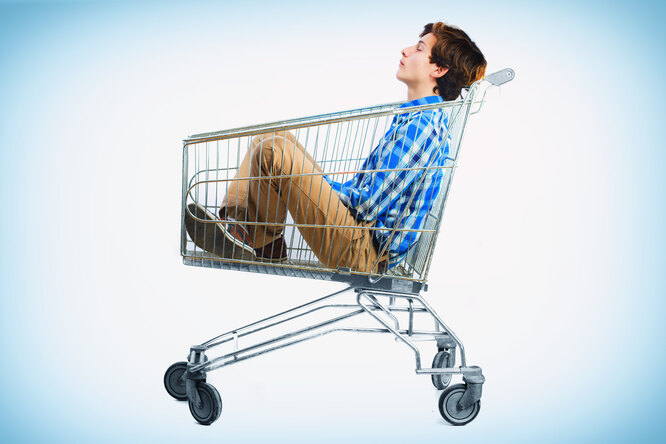 Скрытая угроза шопинга: как непревратить поездки всупермаркет впагубную страсть