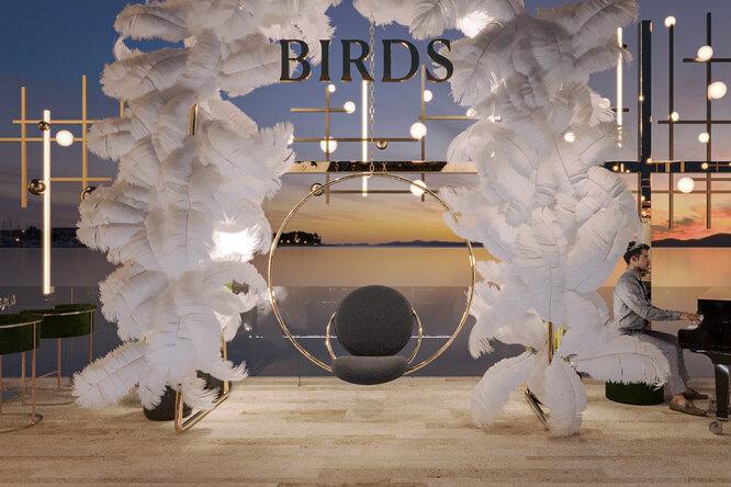 Новые высоты: Birds летит вБодрум