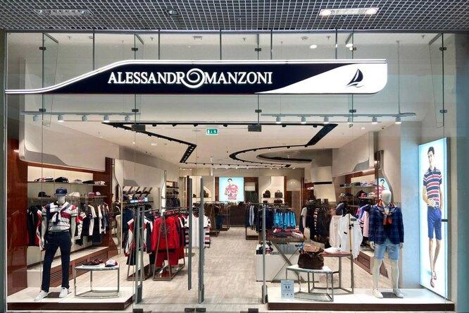 Открытие сезона: первый монобрендовый бутик Alessandro Manzoni распахнул свои двери вгороде-курорте Сочи