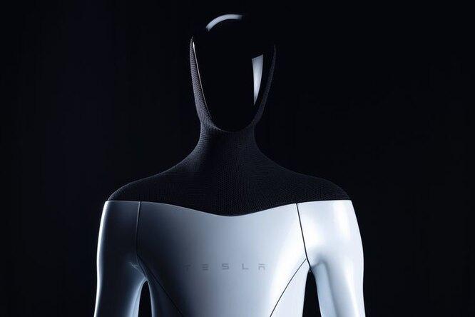 Илон Маск: Tesla создаст человекоподобного робота