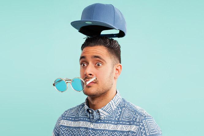 От кепки дотракера: трендовые головные уборы вмужском гардеробе