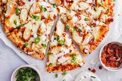 Безразмерная пицца: как накормить целую толпу гостей