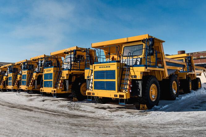 «БелАЗы», бульдозеры идругие промышленные гиганты: наше путешествие вНорильск