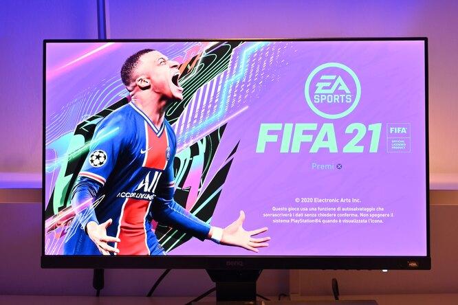 Убитого футболиста «воскресят» всерии игр FIFA