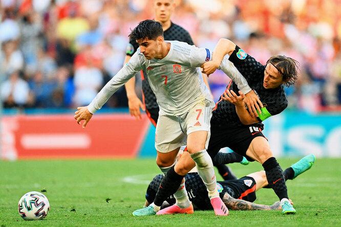 Лучшие матчи Евро-2020: игры Хорватия-Испания иФранция-Швейцария как театральное представление