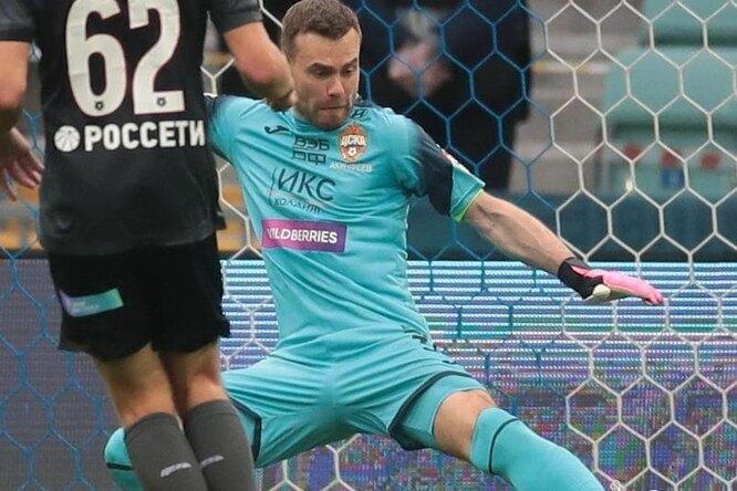 Акинфеев — самый преданный футболист среди игроков топ-10 лиг Европы