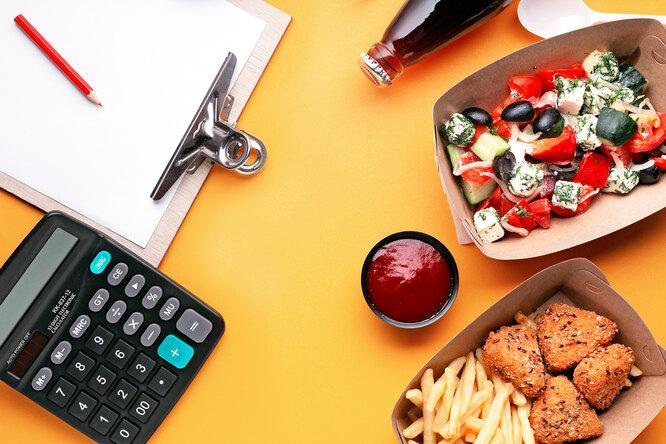 Почему подсчет калорий непомогает худеть?