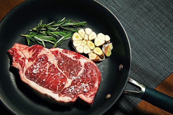 Как правильно приготовить стейк изговяжьей вырезки?