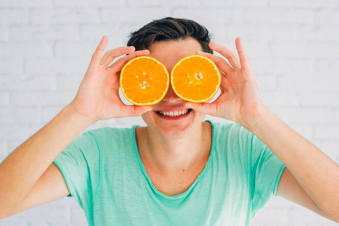 Почему обязательно нужно включать врацион фрукты иовощи?