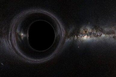 Как Вселенная зарождалась извеликой пустоты