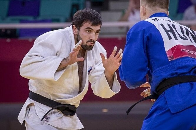 Еще одна олимпийская медаль вдзюдо: Нияз Ильясов выиграл всхватке забронзу