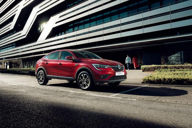 Обновленный Renault Arkana: люкс, я твой отец!