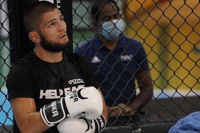 Хабиб Нурмагомедов признан лучшим бойцом года поверсии спортивного канала ESPN