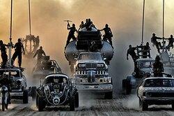 Автомобили-монстры из«Безумного Макса» выставили напродажу за$ 1