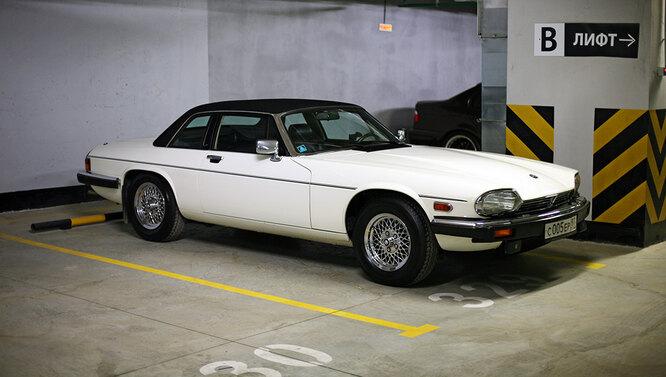 Jaguar XJ-SC из коллекции Филиппа Ильина-Адаева. Фото: Сергей Домущий