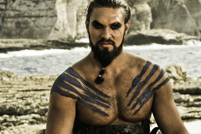 Джейсона Момоа разозлил вопрос осцене насилия в«Игре престолов»