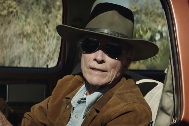 Клинт Иствуд снова стал ковбоем вновом вестерне «Мужские слезы»