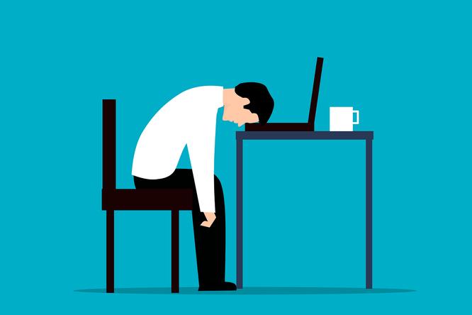 10 причин вздремнуть наработе во время перерыва