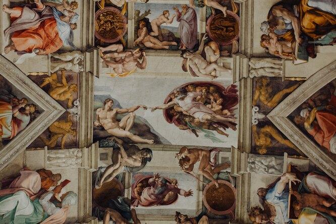 Итальянские ученые вычислили пообуви рост Микеланджело