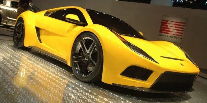 <br />Saleen S5S Raptor &ndash; виденье американской компании Saleen на суперкар 2008 года. Автомобиль был укомплектован 5-литровым двигателем V8 с суперчаджером, выжимающим 650 л.с. и просто сногсшибательным дизайном. Увы, из-за финансовых трудностей, через которые на данный момент проходит Saleen, S5S Raptor вряд ли когда-либо доберётся до массового производства.<br />&nbsp;