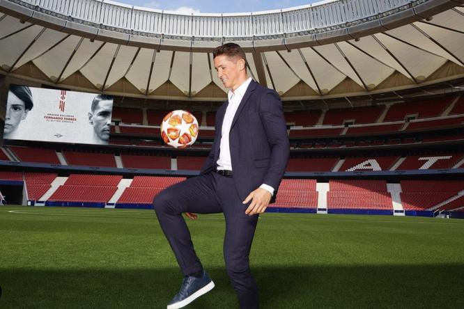 37-летний футболист Фернандо Торрес объявил овозобновлении игровой карьеры