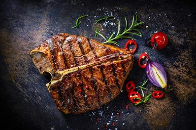 Вред ипольза красного мяса: факты онаших любимых стейках