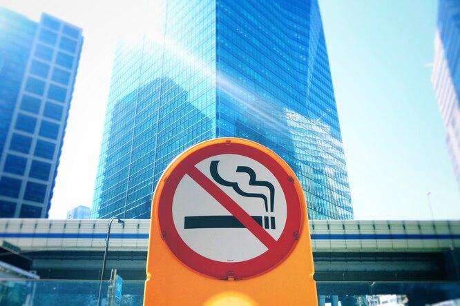 Как курение влияет науровень антител вкрови?
