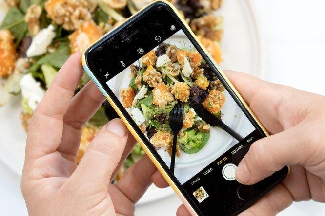 В обновлении iPhone появится функция контроля калорий