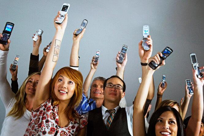 10 самых продаваемых телефонов завсю историю