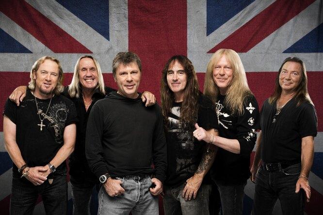 Новый сингл Iron Maiden — The Writing On The Wall: эксклюзивная премьера наMen's Health