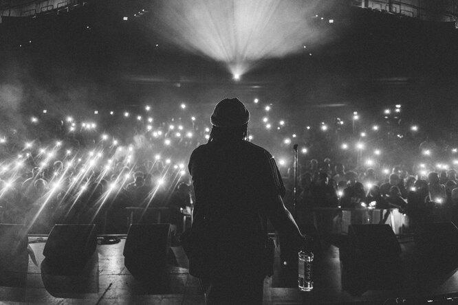 Стриминговые прослушивания песен рэпера DMX выросли почти на1000 процентов после его смерти
