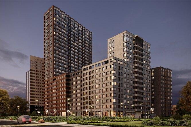 Главный наулице: жилой апарт-комплекс бизнес-класса Mainstreet