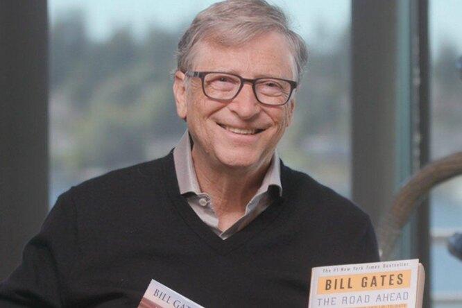 5 лучших книг налето отБилла Гейтса