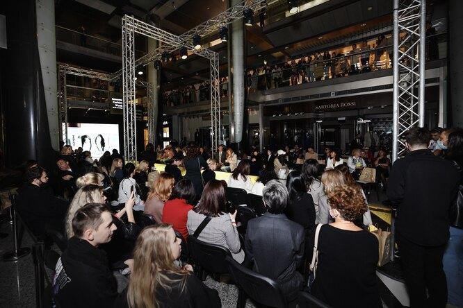 Самое интересное смосковской Недели моды Seasons Fashion Week